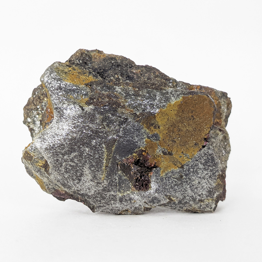 Granada almandina e estaurolita no xisto - 6,1 cm