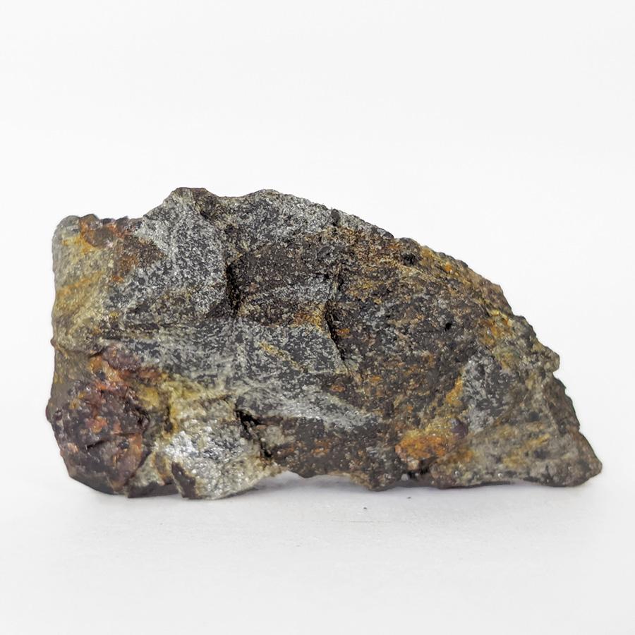 Granada almandina e estaurolita no xisto - 7,7 cm