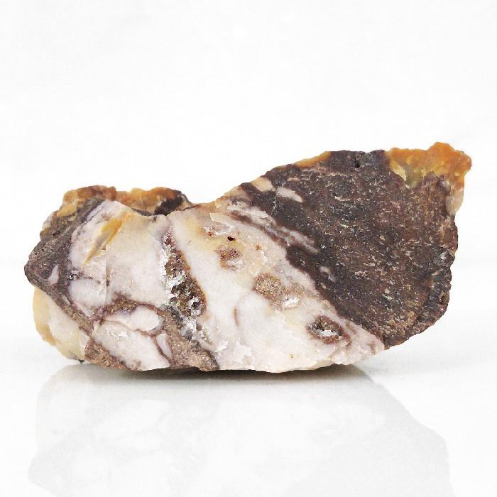 Jaspe listrado 'outback' ou chert - 5,7 cm
