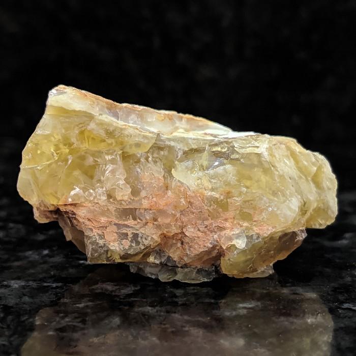 Opala amarela - 5,3 cm
