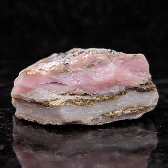 Opala rosa - 4,9 cm