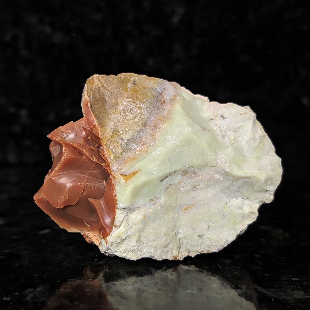 Opala vermelha - 5,1 cm