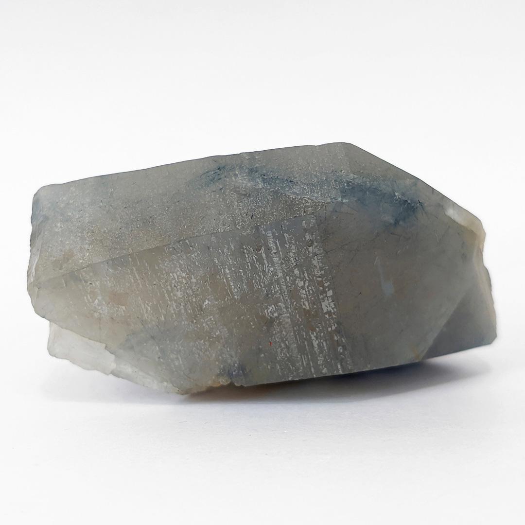 Quartzo (cristal) com Indicolita - 7,9 cm