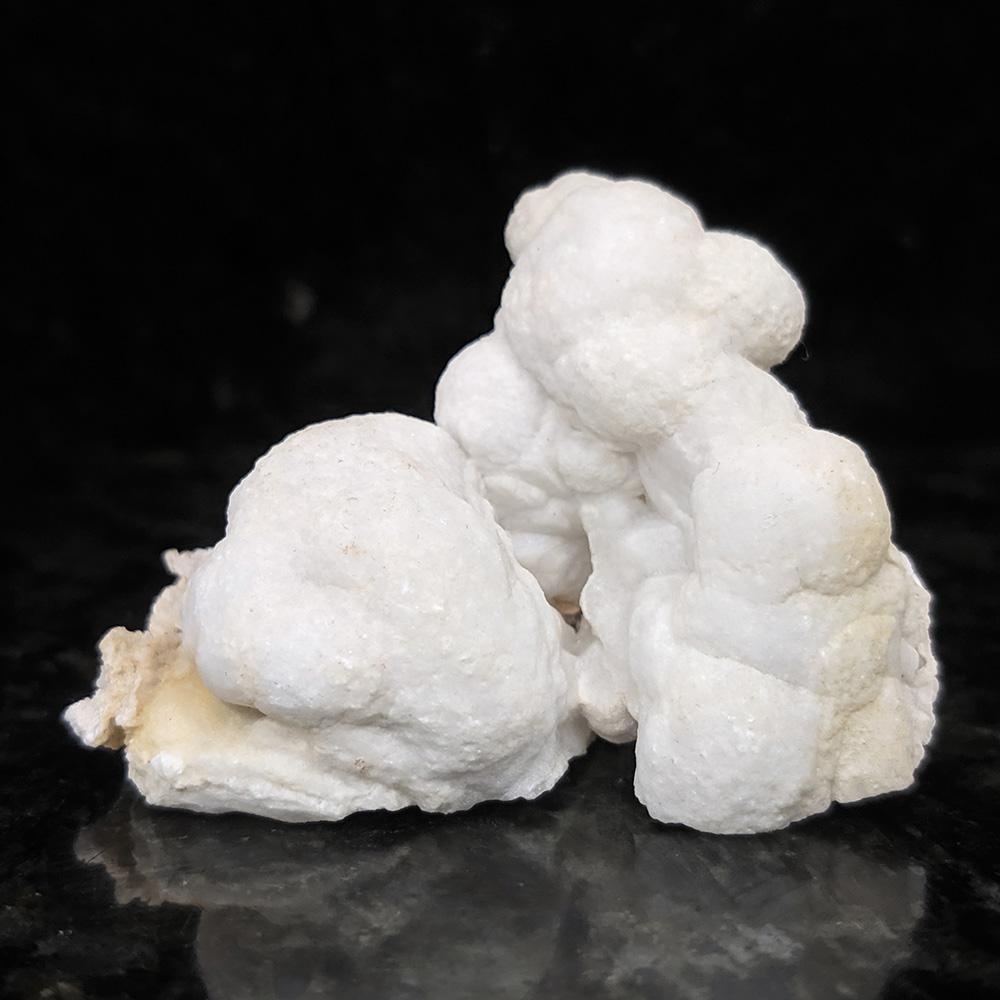 Quartzo Pós-Calcita - 6,3 cm