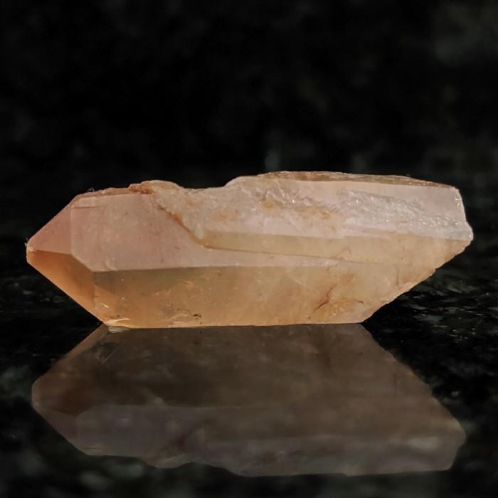 Quartzo tangerina - 8,4 cm