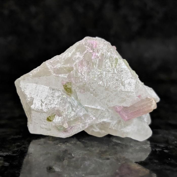 Rubelita (turmalina rosa) - 3,9 cm