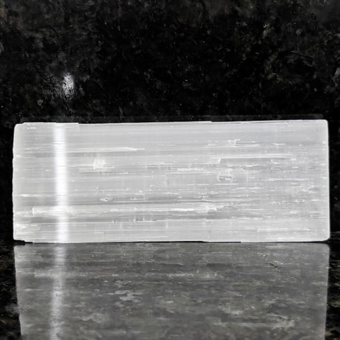Selenita em chapa - 13,2 cm