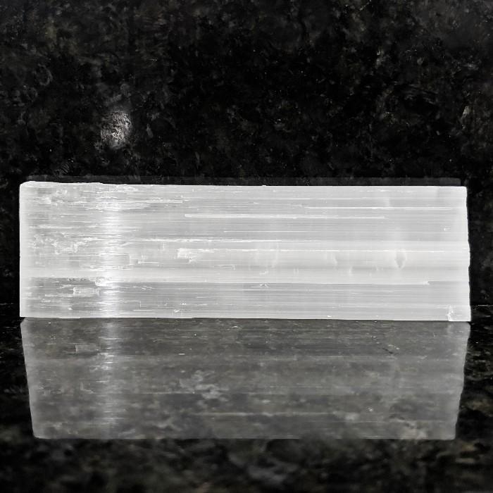 Selenita em chapa - 15,3 cm