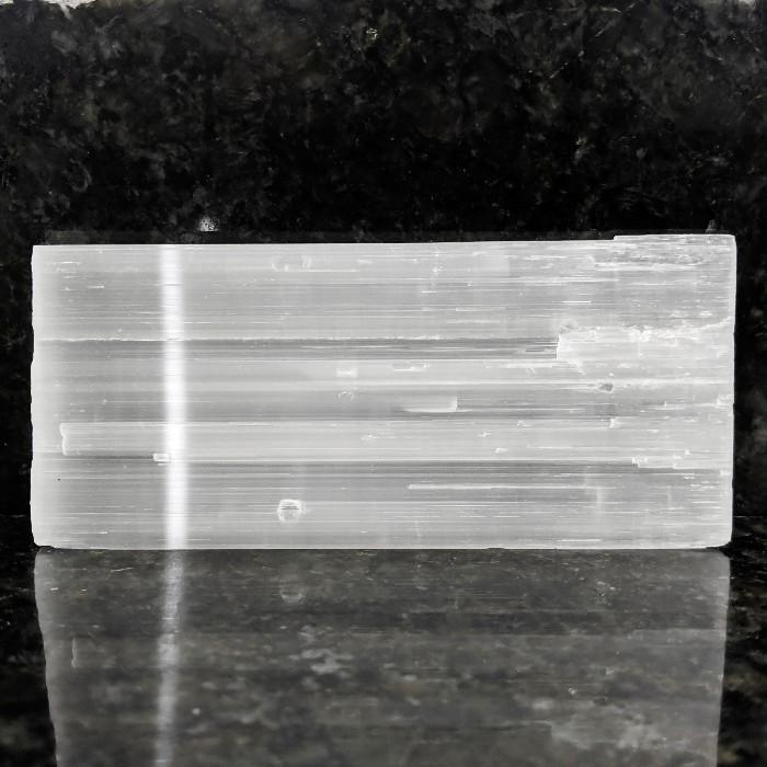 Selenita em chapa - 15,4 cm