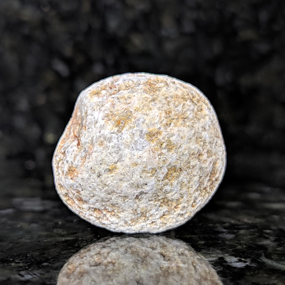 Sillimanita discoide - 2,8 cm