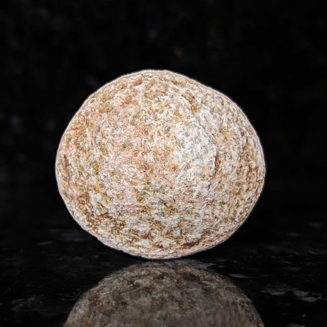 Sillimanita discoide - 3,3 cm