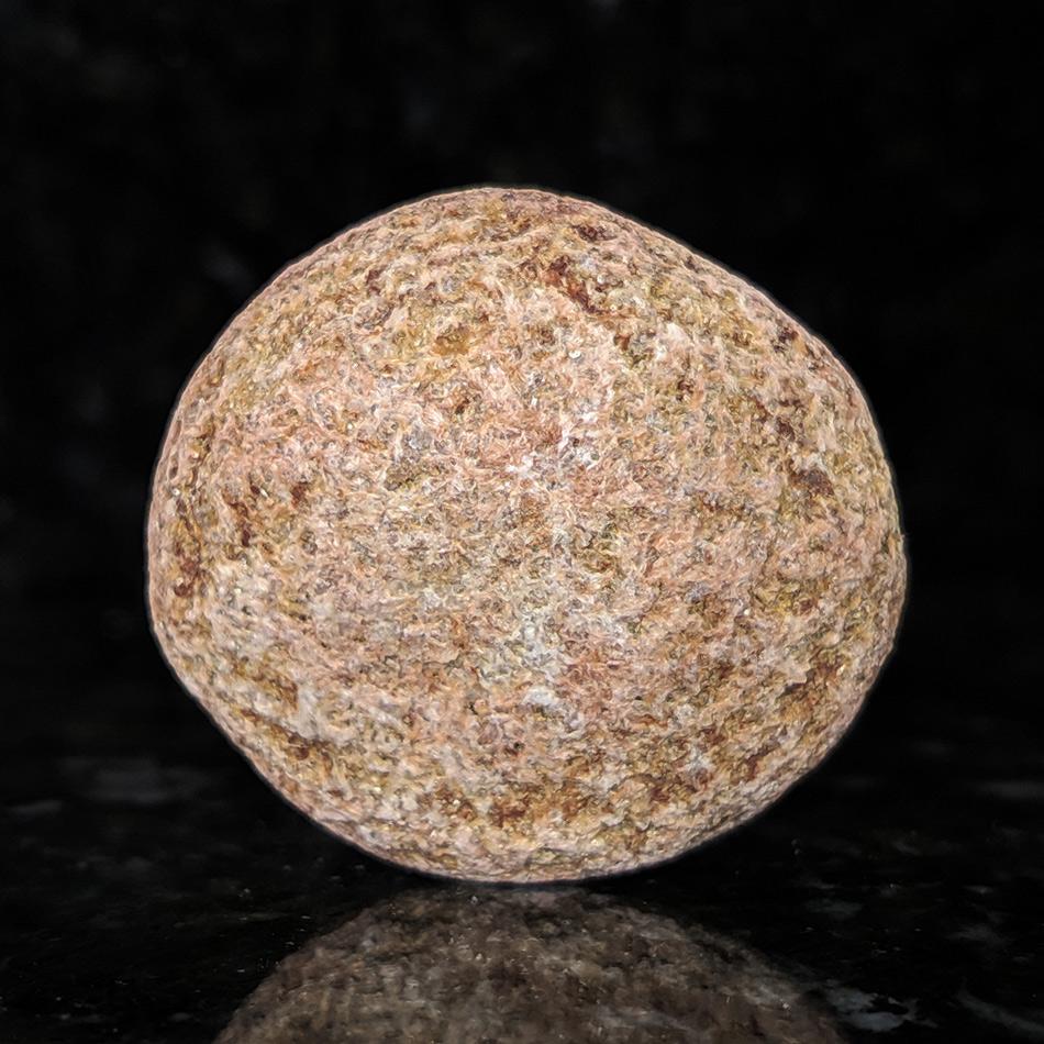 Sillimanita discoide - 3,6 cm