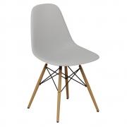 Cadeira Decorativa Eiffel Charles Eames Branco - Doce Sonho Móveis