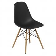Cadeira Decorativa Eiffel Charles Eames Preto - Doce Sonho Móveis