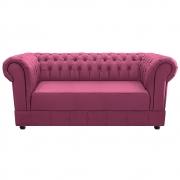 Namoradeira Chesterfield Ana Corano Pink - Doce Sonho Móveis