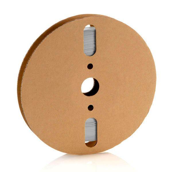 12,7 mm Cinza Termo Retrátil Padrão (25m)