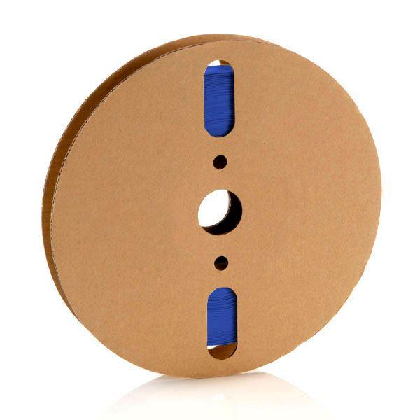 1,6 mm Azul Escuro Termo Retrátil Padrão (25m)