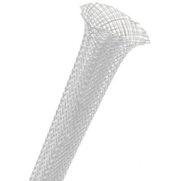 3 mm Branco - Malha Náutica Expansiva (1m)