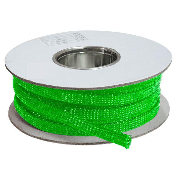 3 mm Verde - Malha Náutica Expansiva (25m)
