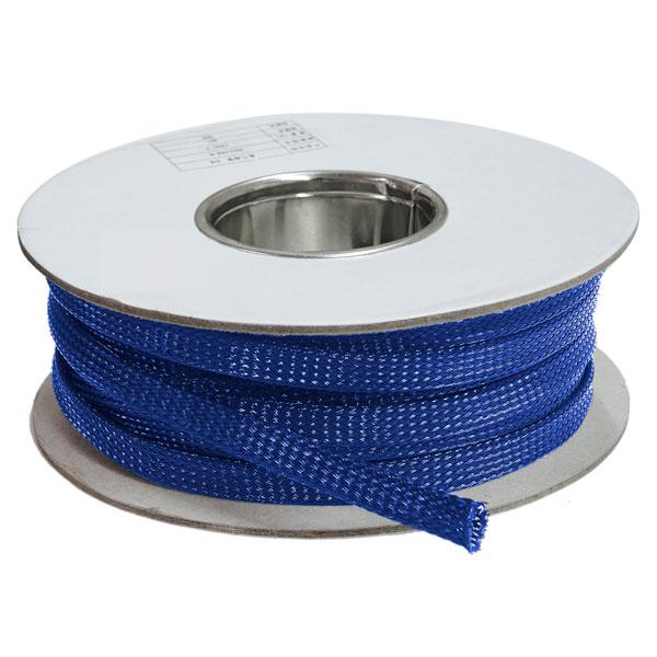 8 mm Azul Escuro - Malha Náutica Expansiva (25m)