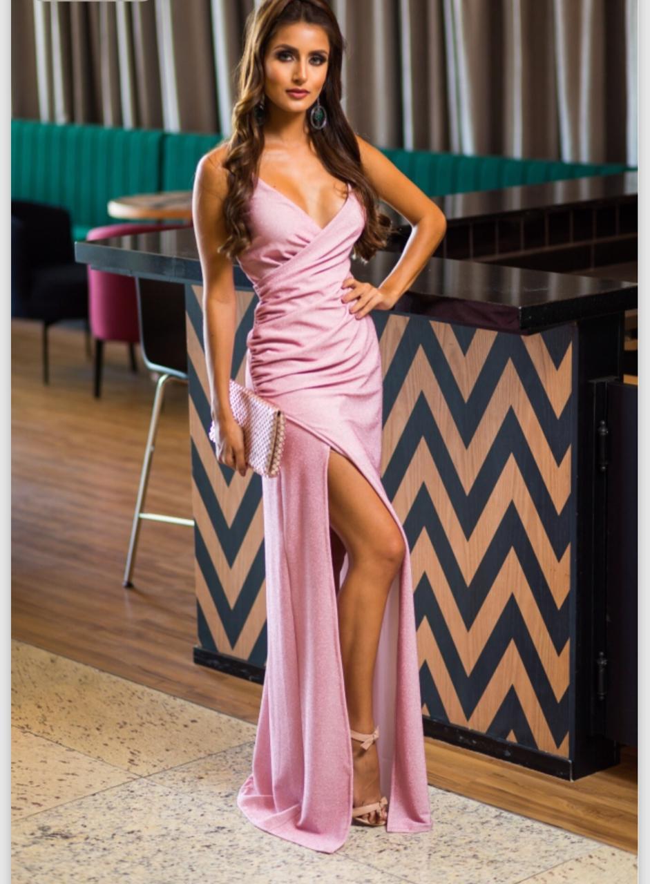 Vestido Açucena