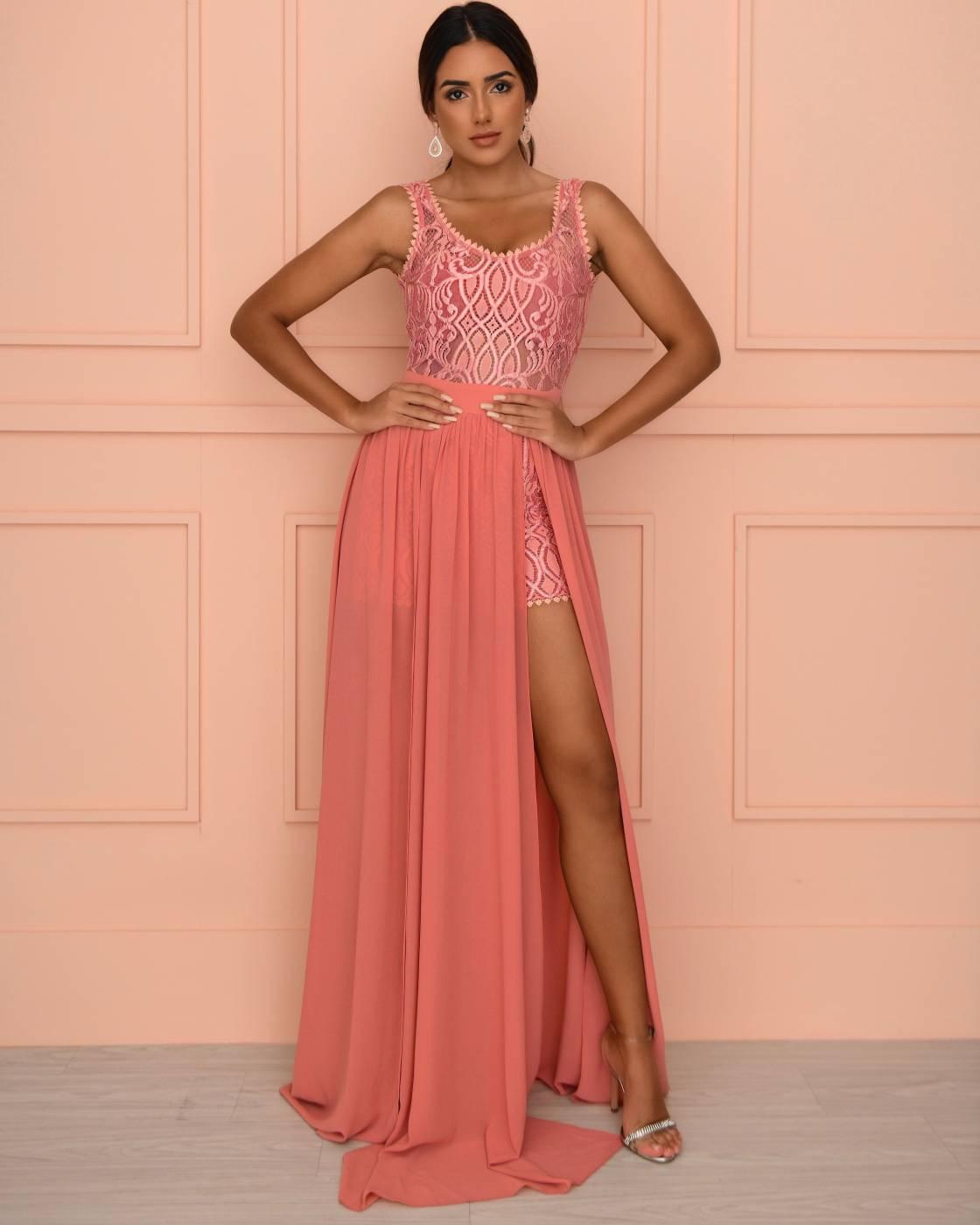 Vestido Adrienne  - Empório NM