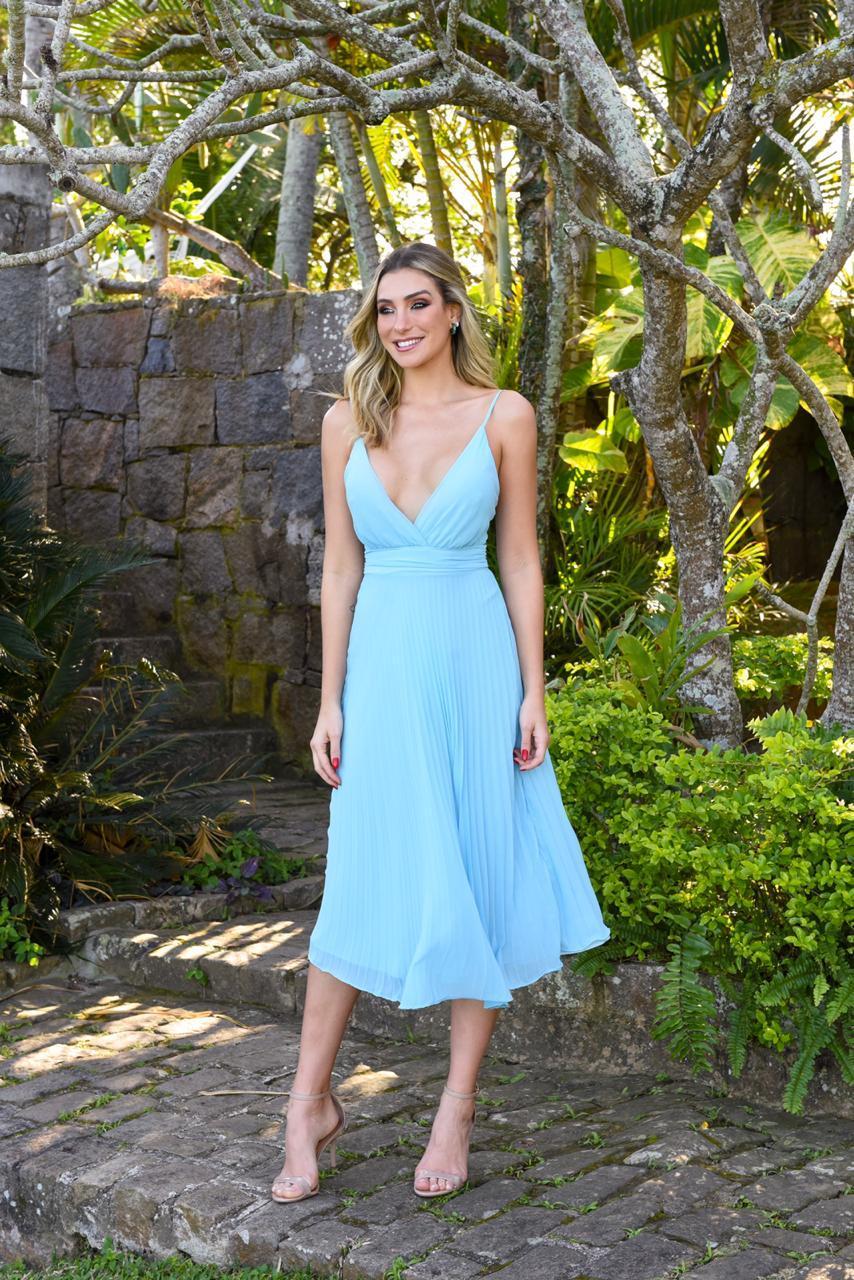Vestido Aline