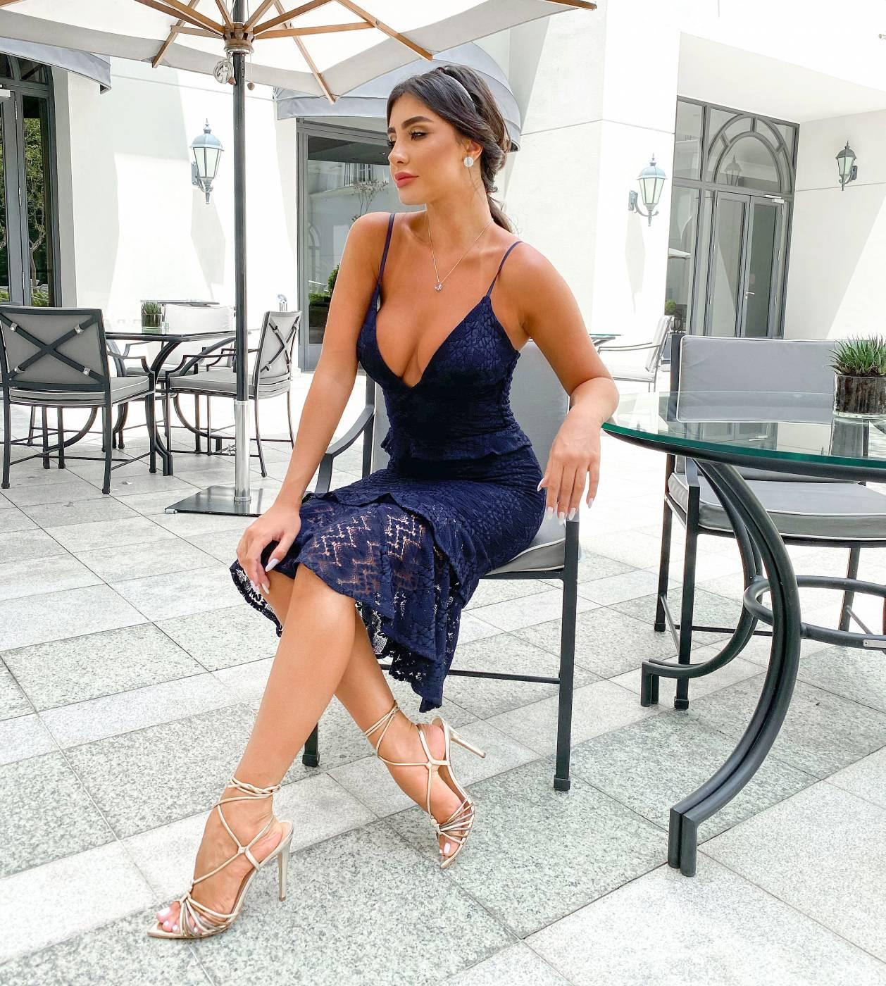 Vestido Amanda