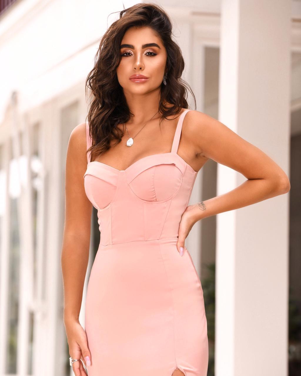 Vestido Ana Carla  - Empório NM