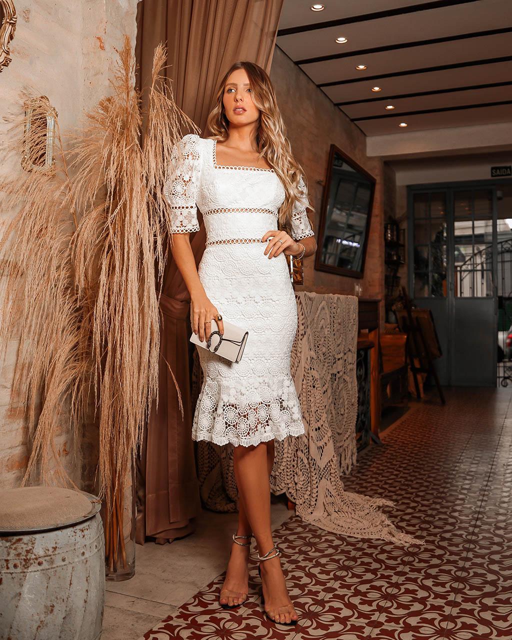 Vestido Ana Elisa  - Empório NM