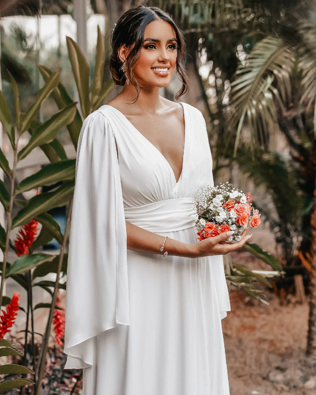 Vestido Ana Luiza  - Empório NM