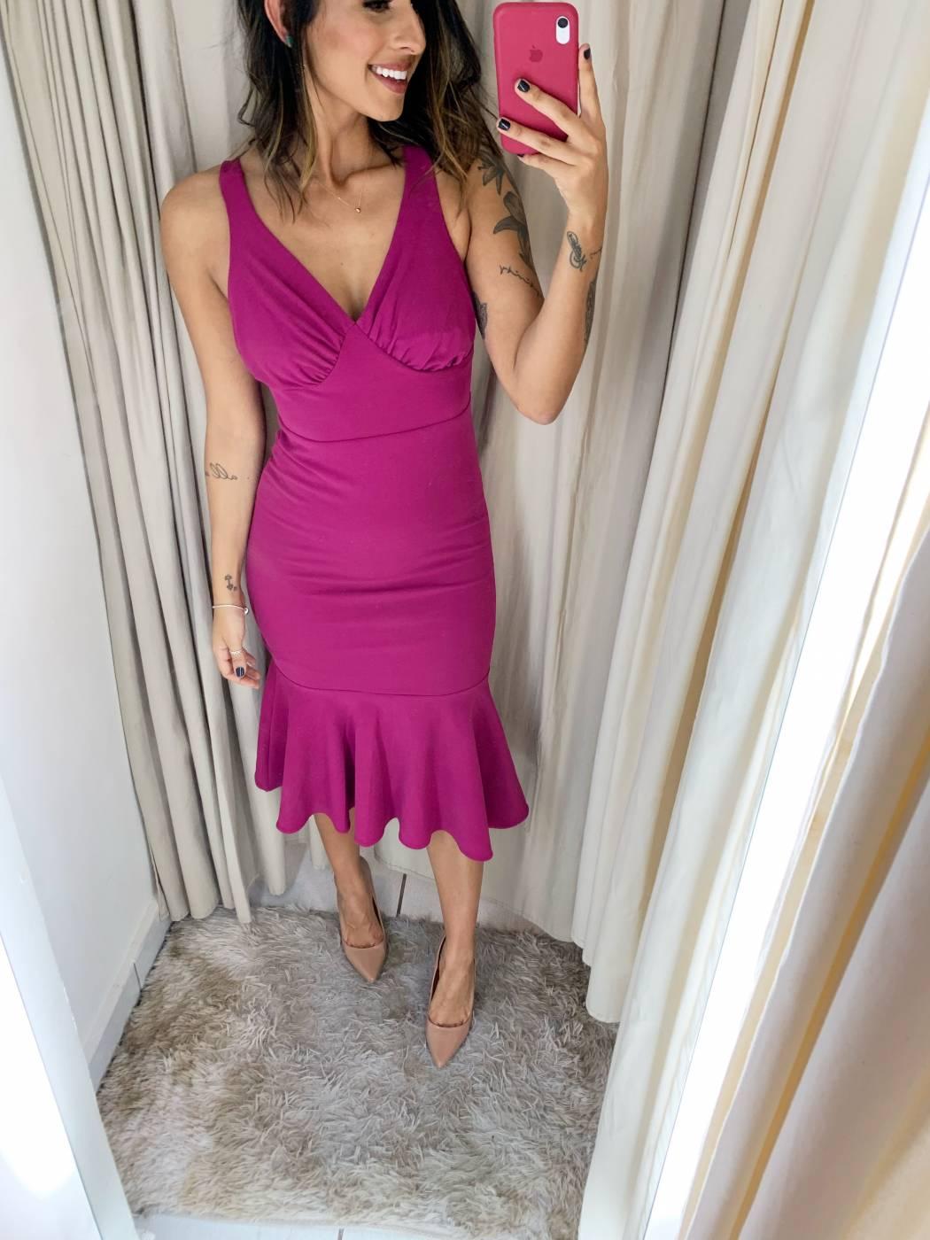 Vestido Anabelle  - Empório NM