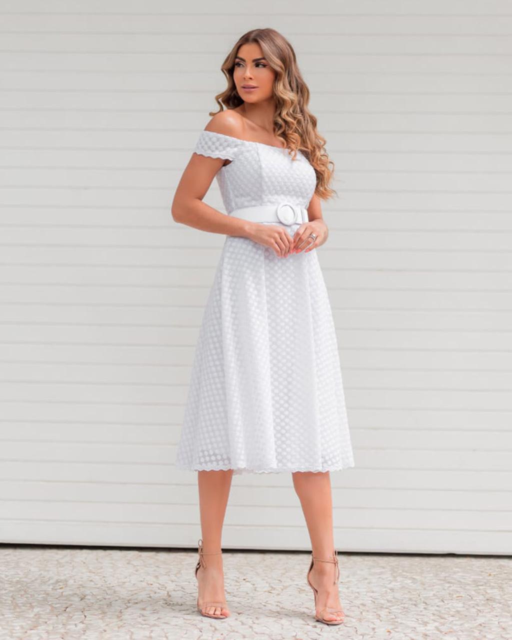 Vestido Andreia  - Empório NM