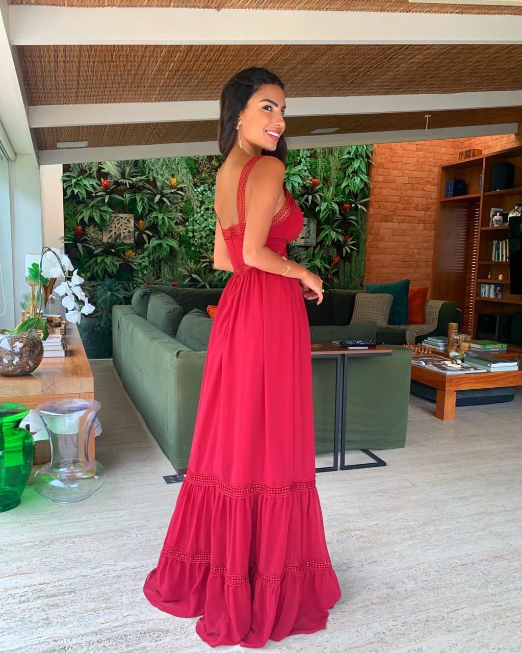 Vestido Anelise  - Empório NM
