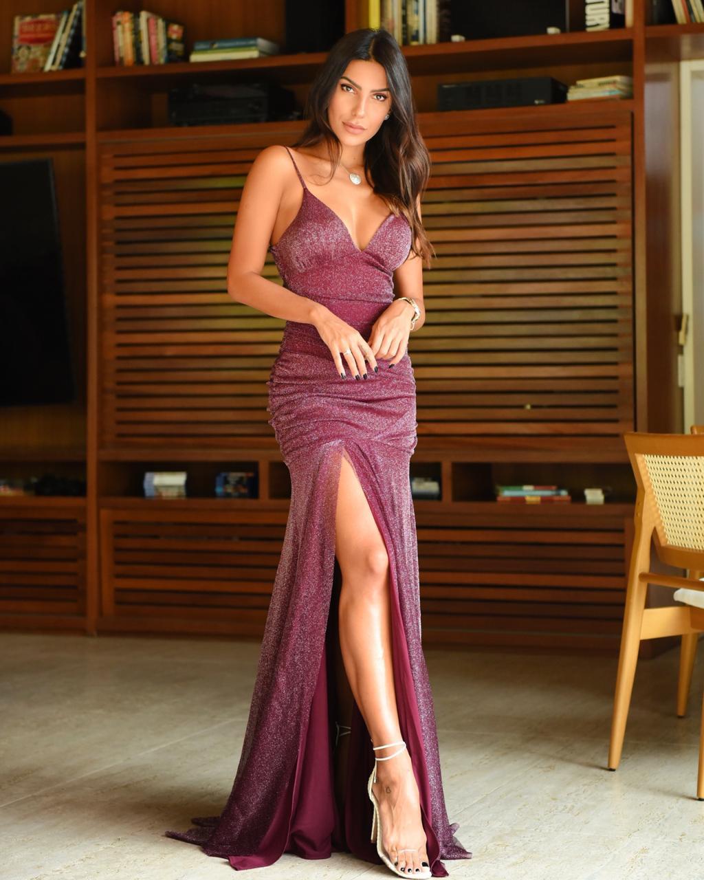 Vestido Aparecida  - Empório NM