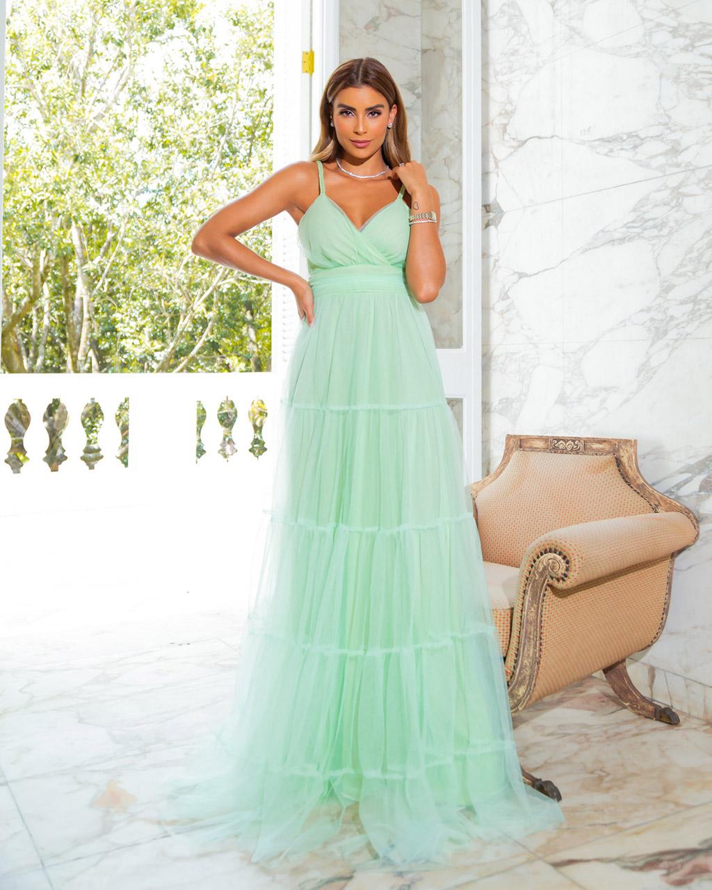 Vestido Belle  - Empório NM