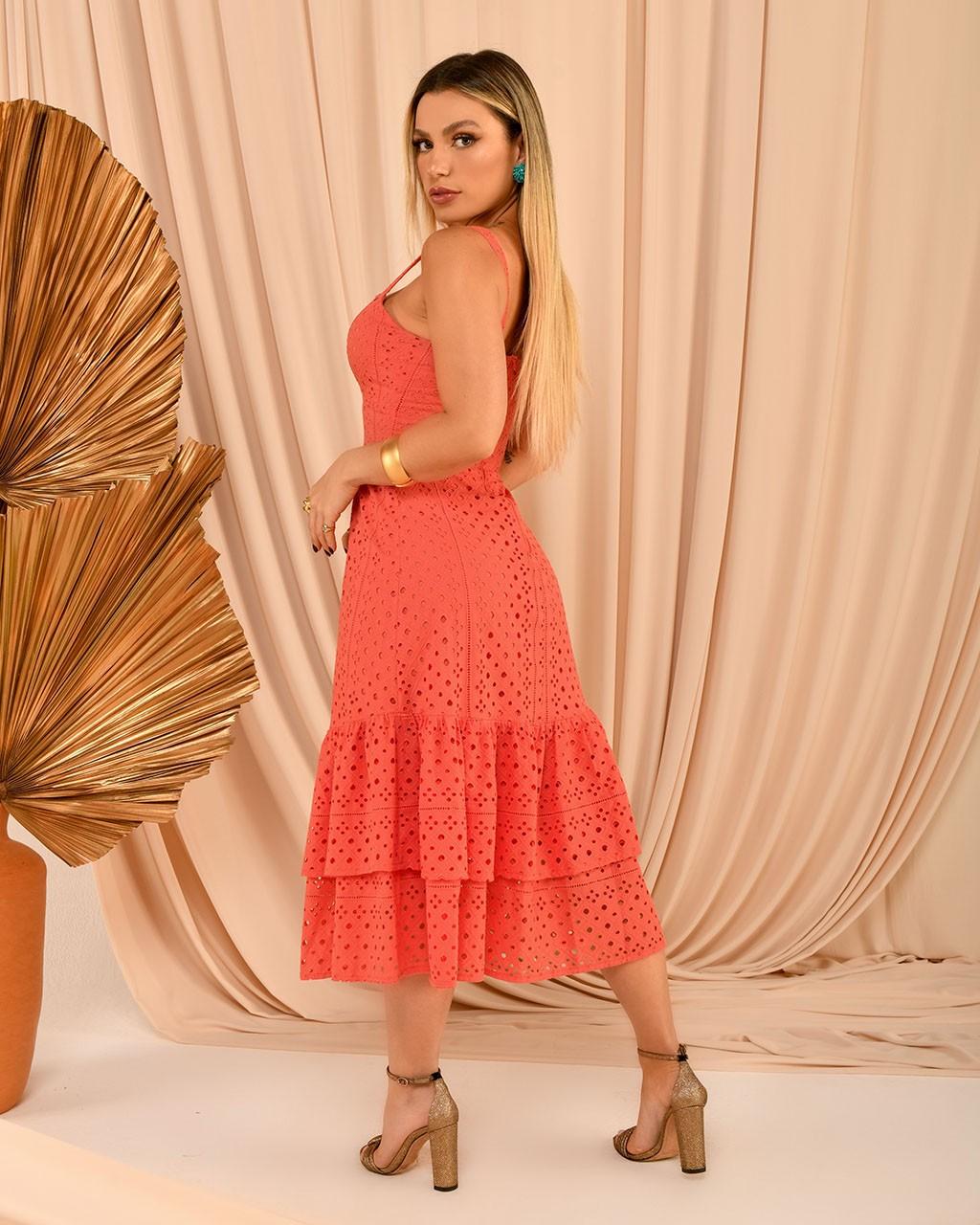 Vestido Beta  - Empório NM