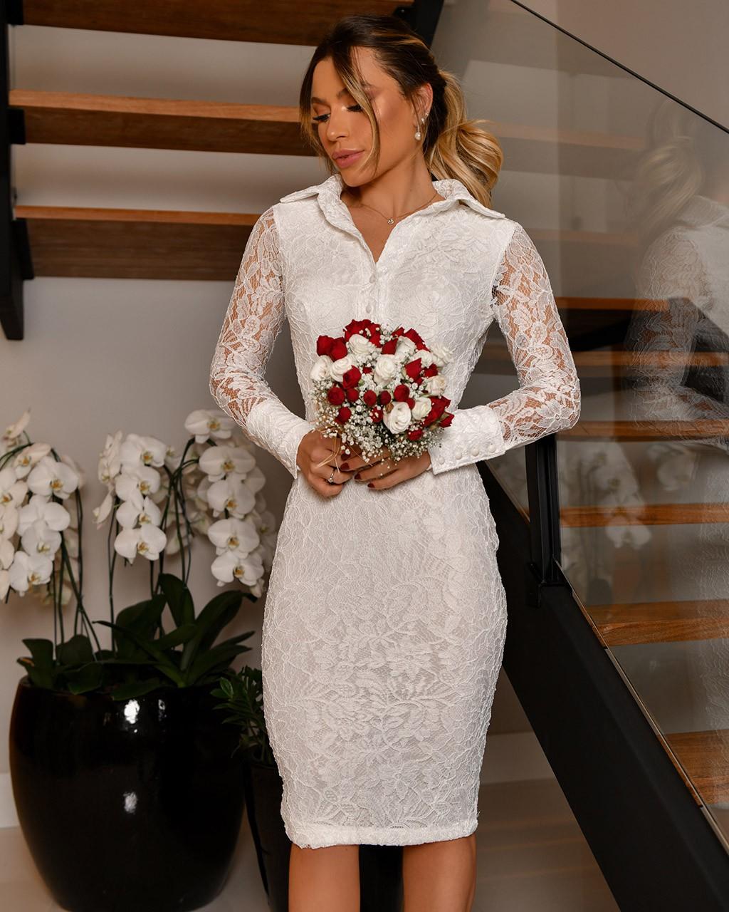 Vestido Brunella  - Empório NM