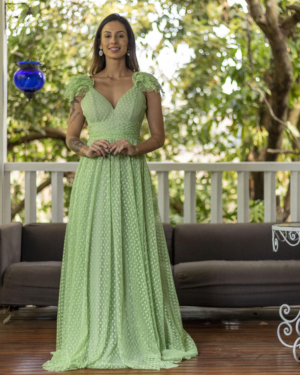 Vestido Carla  - Empório NM