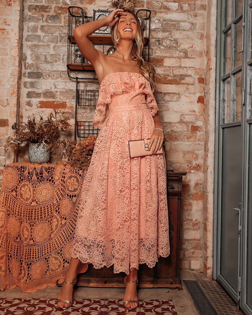 Vestido Carlota  - Empório NM