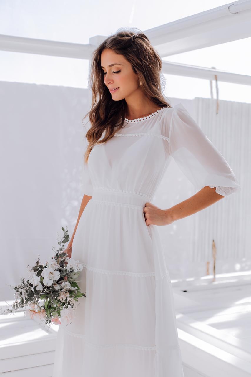 Vestido Carola  - Empório NM