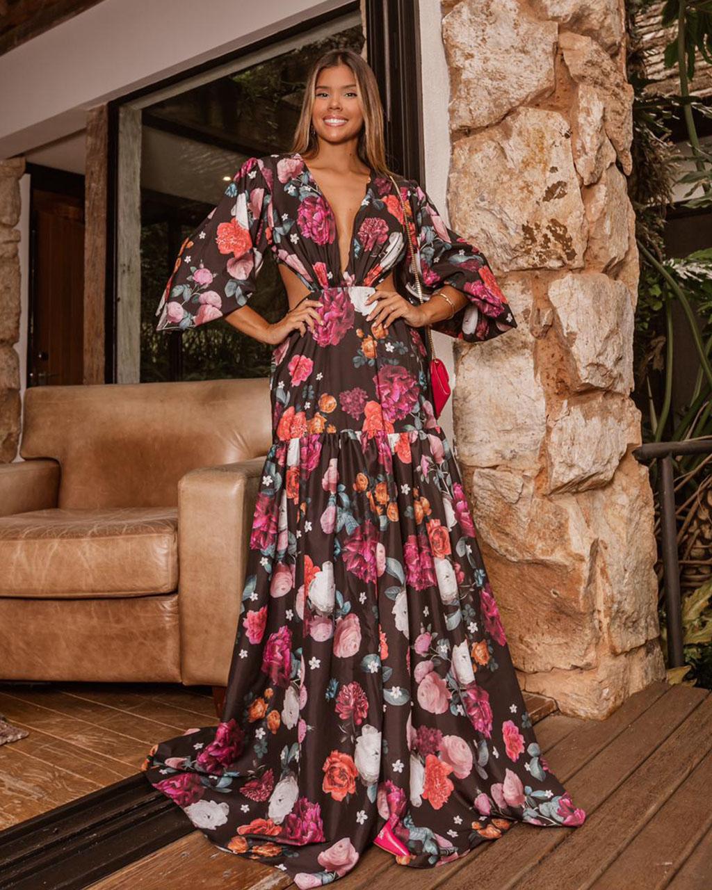 Vestido Cassia  - Empório NM
