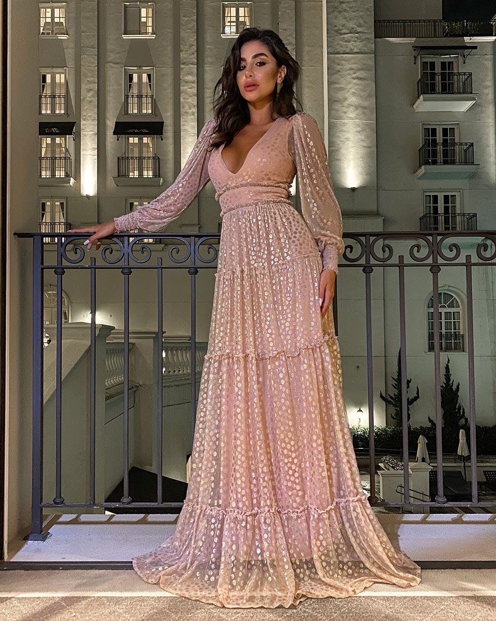 Vestido Cecilia  - Empório NM