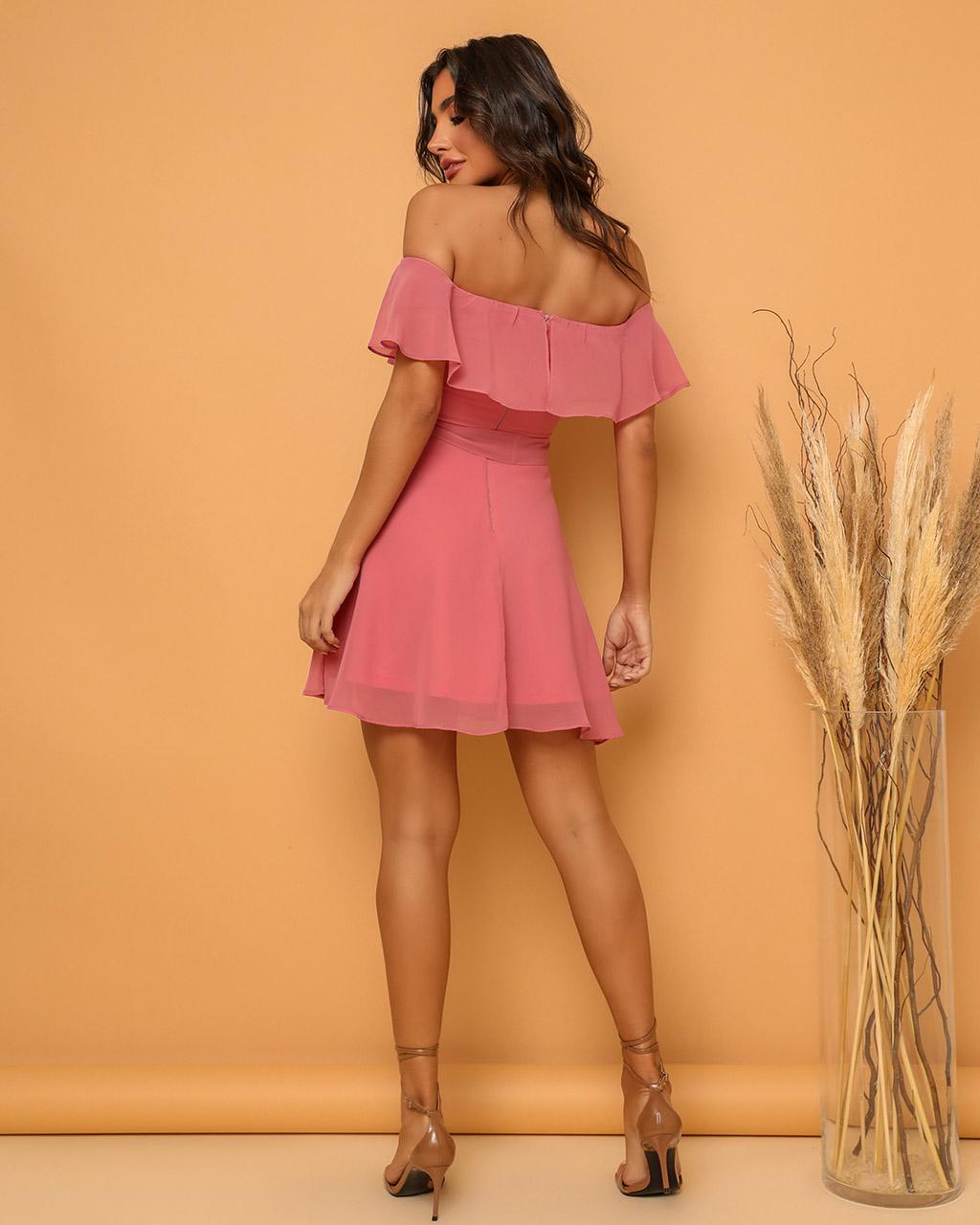 Vestido Cinara  - Empório NM