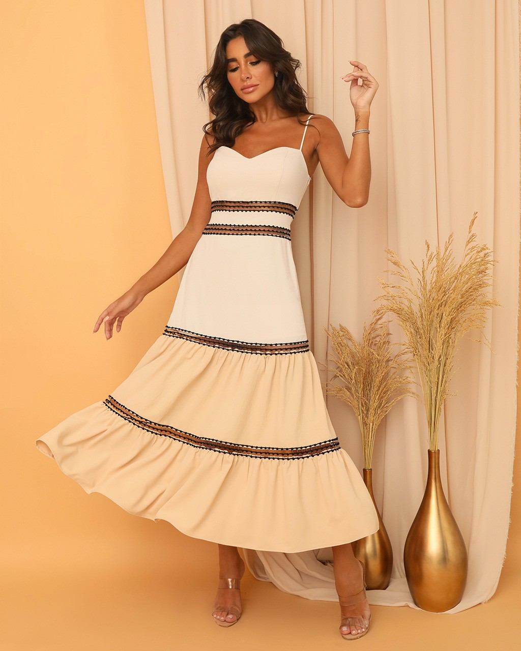 Vestido Claudia  - Empório NM