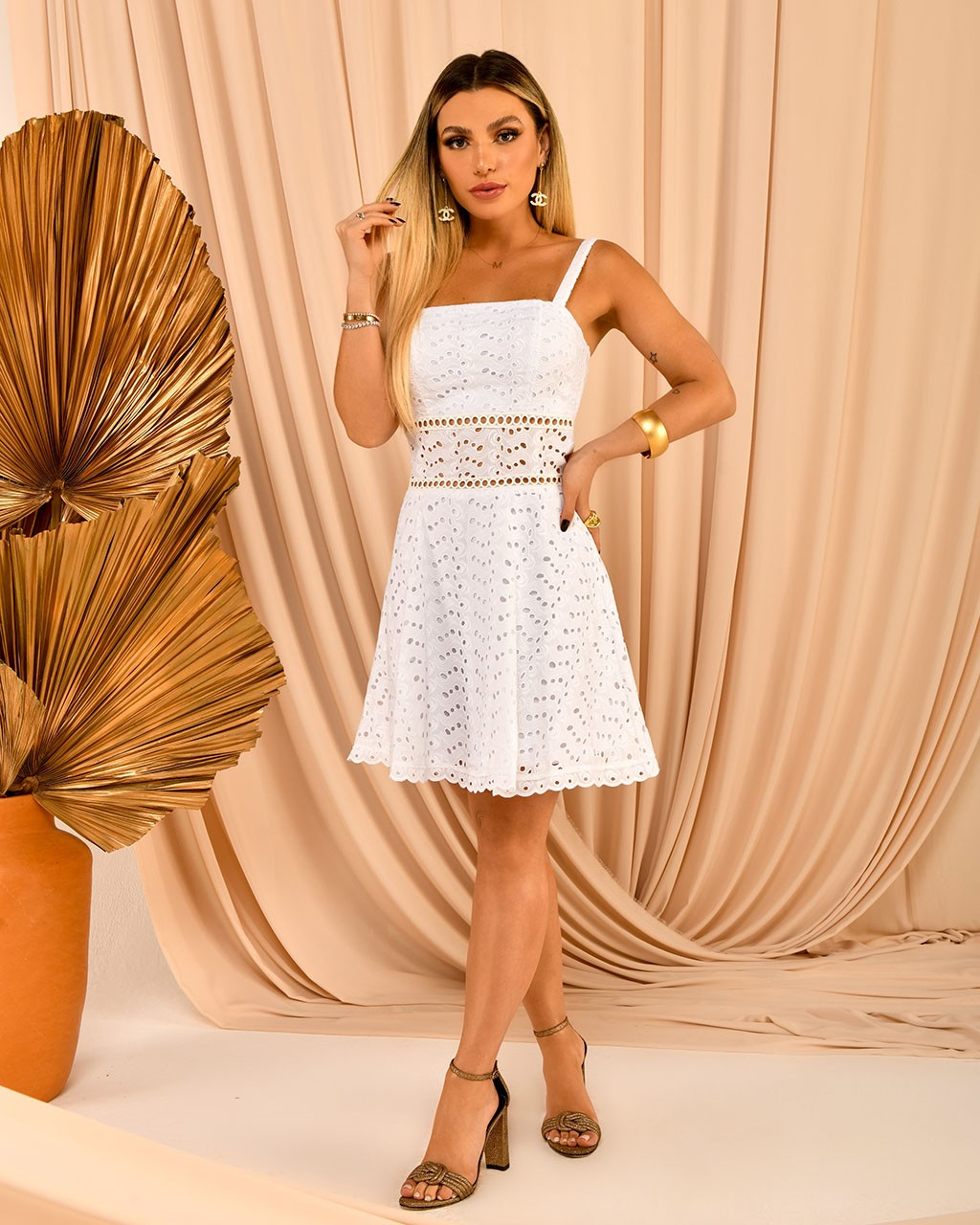 Vestido Darlene  - Empório NM