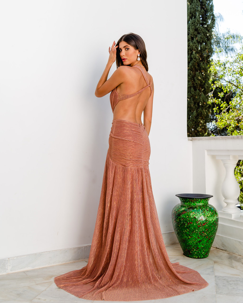 Vestido Denise  - Empório NM