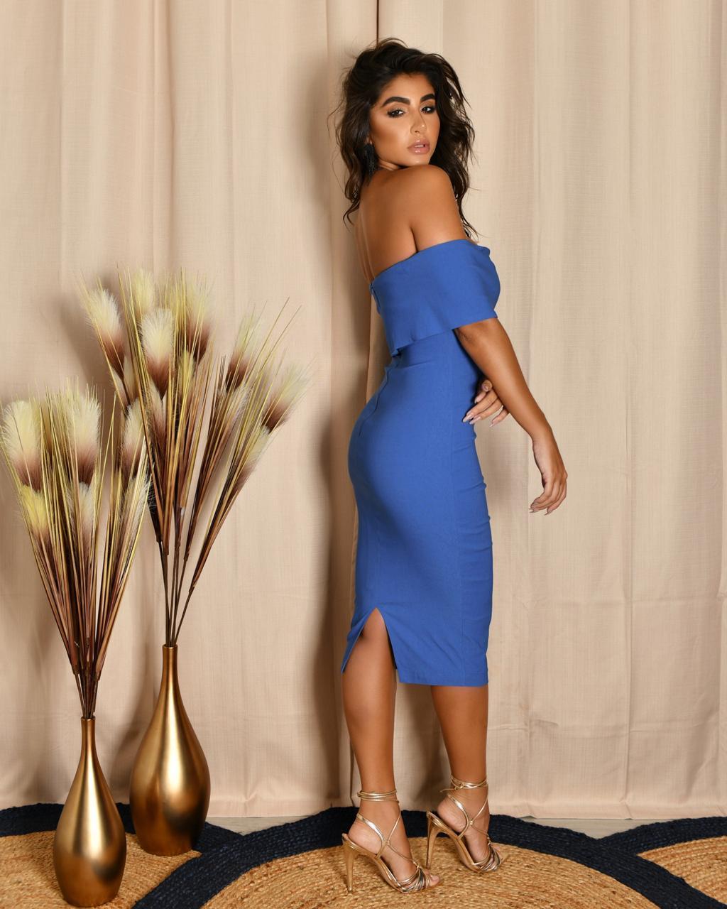 Vestido Dina  - Empório NM