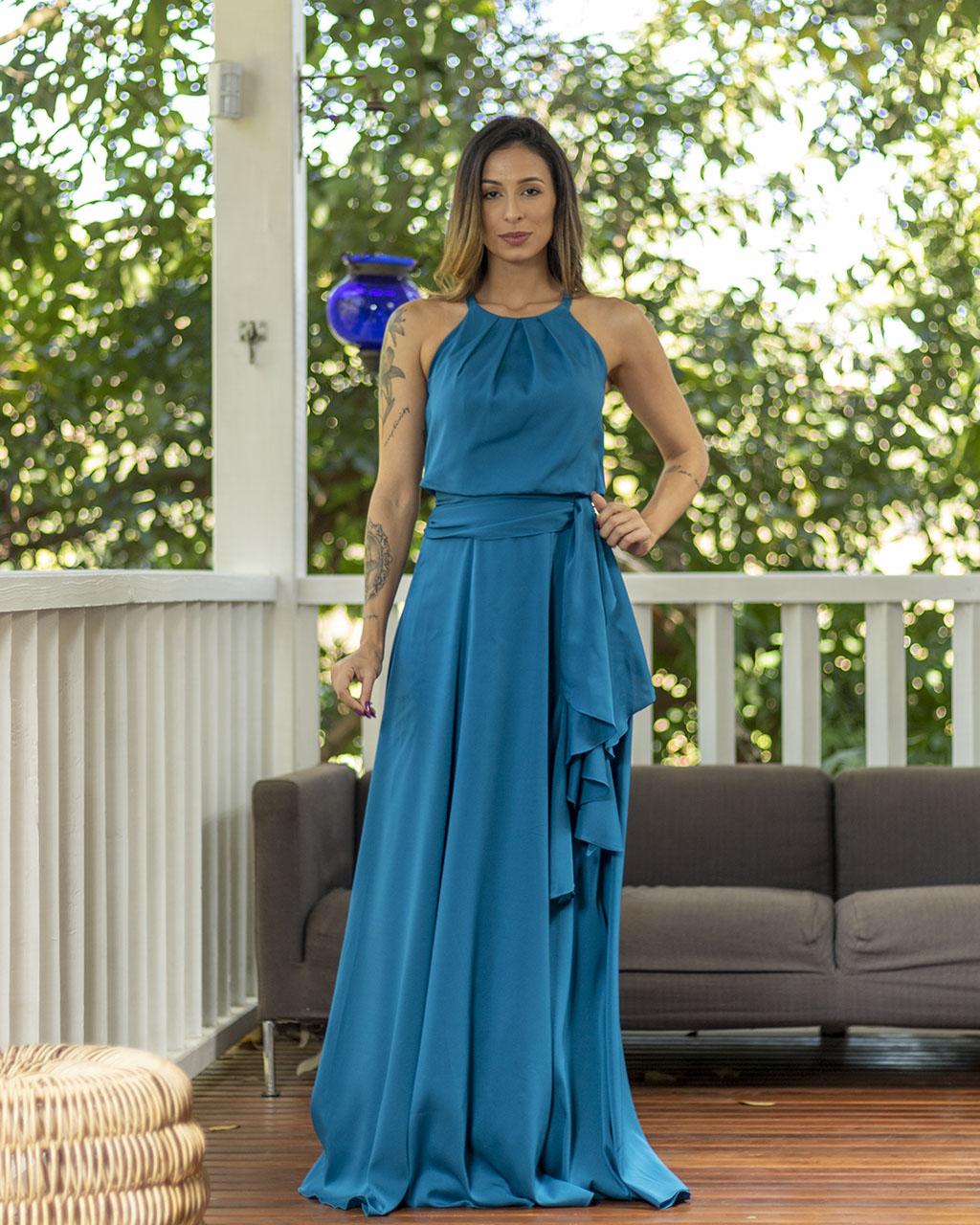 Vestido Dora  - Empório NM