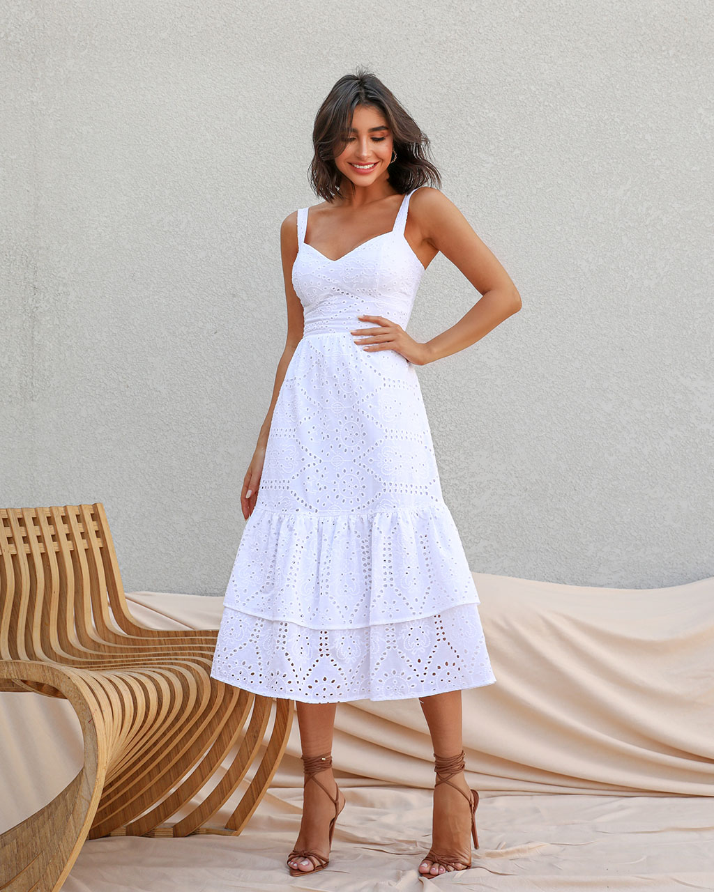 Vestido Eliana  - Empório NM